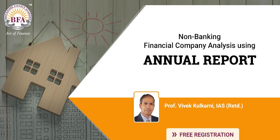 Non-Banking Financial Company Analysis using Annual Report