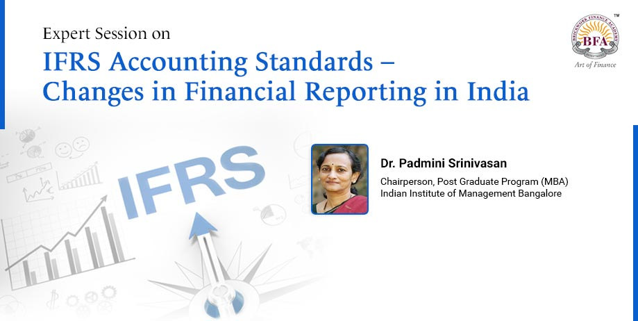 IFRS Accounting Standards – Changes in Financial Reporting in India