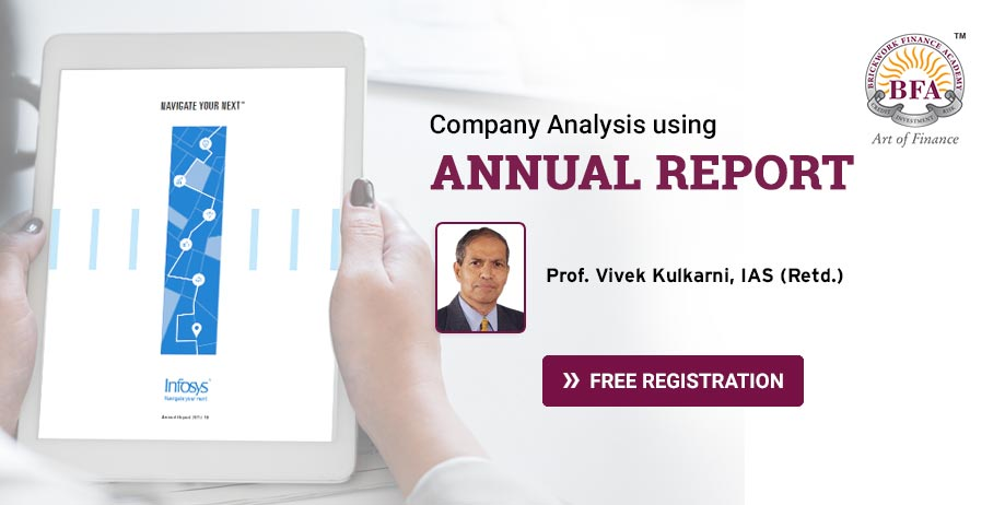 Company Analysis using Annual Report